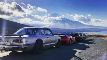 Hakone car rental