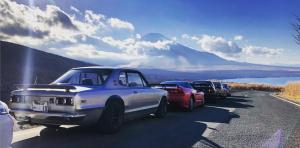 Hakone car rental